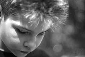 Shallow Focus Portrait